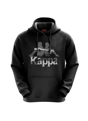 Kappa Sweatshirt Siyah